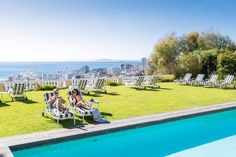 Ellerman House is an award-winning offering comprised of a luxury boutique hotel and two secluded exclusive-use villas overlooking Bantry Bay in Cape Town. Rhino Africa, Cape Town Hotels, Most Beautiful Cities, African Safari, 5 Star Hotels, Luxury Travel, Hotel Offers, Dolores Park, Villa