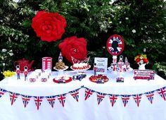jubilee tea party
