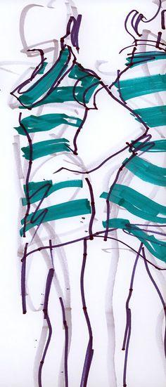 Fashion Illustration Example