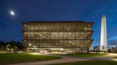 Finalizada em agosto de 2016, a construção é resultado da parceria entre Adjaye Associates com as empresas Davis Body Bond e o grupo Freelon e o SmithGroupJJR. A premiação foi anunciada no dia 25 de janeiro deste ano, no Design Museum, em Londres.