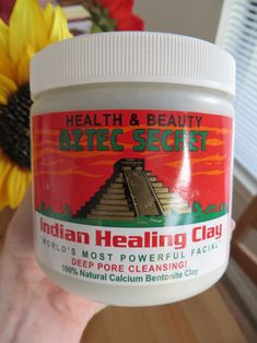 How to make and use a bentonite clay face mask | Blair Blogs. There are some good tips on using bentonite in this post.