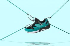 """Saucony Grid 9000 """"Bungee Pack"""" In a quick follow up to their recently released Halloween Pack, Saucony are back with their latest drop using their Grid 9000 silhouette. When Saucony and Sneaker Freaker collaborated in 2012 for the Bushwascker Grid 9000's they used Bungee style laces within the shoe. Following on from that, Saucony have created a special pack of shoes to make use of that detail once again."""
