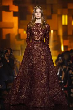 Elie Saab Haute Couture F/W 2015.16