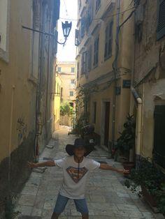 Corfu Adası - Yunanistan