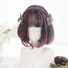 "787 Me gusta, 2 comentarios - Spree Picky (@spreepicky) en Instagram: ""#like or #love? Dark Purple Harajuku Lolita Wig SP1711575 Click bio link 2 shop ~ Boxing Day Sale…"""
