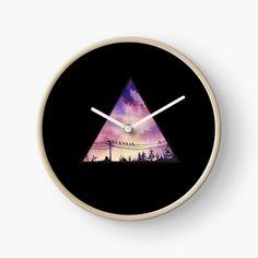 Promote | Redbubble Promotion, Clock, Unique, Home Decor, Watch, Decoration Home, Room Decor, Clocks, Home Interior Design