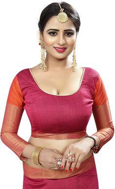 Bridal Blouse Designs, Saree Blouse Designs, Beautiful Girl Indian, Beautiful Indian Actress, Indian Actress Hot Pics, Indian Actresses, Bollywood Girls, Bollywood Actress, Cotton Saree Blouse