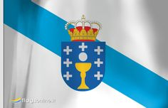 Above is the flag of Galicia, a country located on the north-west coast of Spain. Galician or Galego is a Romance language spoken by approximately 3 million people. Galicia is also the homeland of Galego, a character in O Pagador de Promessas who acts as a simpler bar owner. Galego supports Zé, places bets on Zés entry, and even brings Zé a small lunch towards the end. With this we can see an international culture extending help and support to Zé and his situation. Image origin…