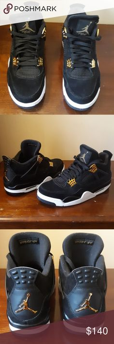 timeless design d07e7 e3895 Air Jordan 4, Royalty, Size 10 Used a couple times , Great condition 100