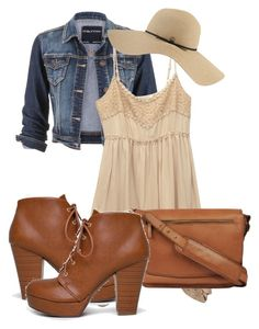 """""""country chic"""" by lokaister on Polyvore featuring moda, maurices, Wet Seal, Coal, Black Rivet, Soda e country"""