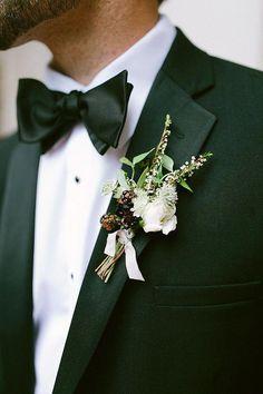 Modern Elegance Marble Greenery & Gold Wedding Ideas dark green tux for groom White Wedding Flowers, Gold Wedding, Wedding Colors, Dream Wedding, Elegant Wedding, Romantic Weddings, Sophisticated Wedding, Gothic Wedding, Spring Wedding