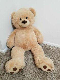Jumbo Teddy Bear, Giant Teddy Bear, Teddy Bear Toys, Cute Teddy Bears, Stuffed Teddy Bears, Brown Teddy Bear, Big Stuffed Animal, Teddy Bear Pictures, Bear Wallpaper