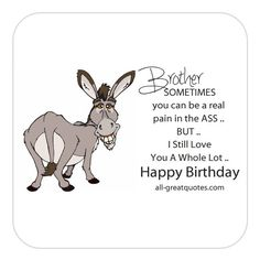 Funny Birthday Wishes For Brother Birthday Wishes For Brother Birthday Poems. Brother Birthday Messages Big Brother Little Brother. Birthday Wishes Greeting Cards, Birthday Greetings For Facebook, Free Happy Birthday Cards, Happy Birthday Wishes, Facebook Birthday, Funny Birthday, 21 Birthday, Birthday Message For Brother, Birthday Wishes For Brother