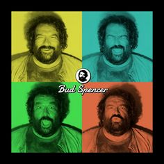 Banana Joe Retro Hits, Bud Spencer, Terence Hill, Good Old Times, Best Actor, Good People, Heavy Metal, Photo Art, Hero