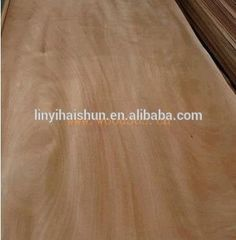 AABBCD rotary cut Linyi factory natural okoume wood face veneer
