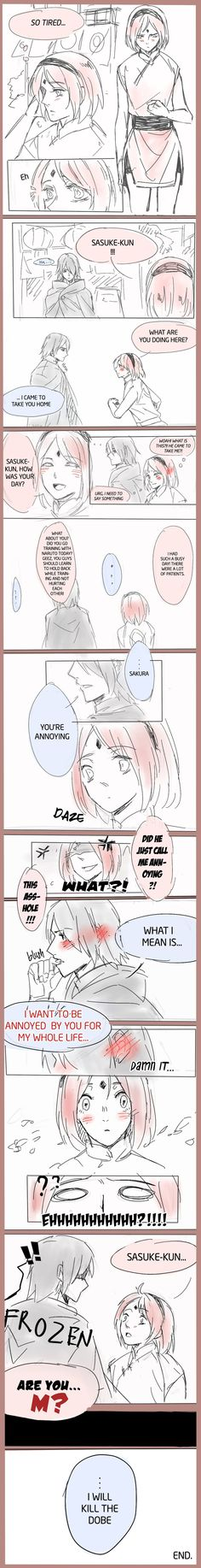 [SasuSaku] Short Comis by i-Shinnie.deviantart.com on @DeviantArt