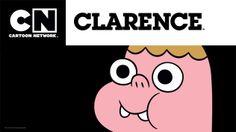 Clarence Cartoon Network | Details banner