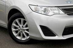 2012 Toyota Camry Altise Sports Automatic