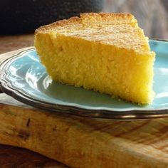 Very Sweet Cornbread.  Sweet and delicious.  Perfect for breakfast with a cup of coffee.