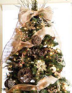 Árbol de navidad venta en anuncios en banners plane 450 x 150 cm