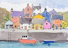 easy watercolor paintings for beginners - Bing images | flowers ...
