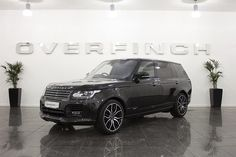Overfinch Current Land Rover Stock | Overfinch