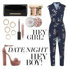 """""""#5"""" by teen105 ❤ liked on Polyvore featuring Ted Baker, Steve Madden, Jimmy Choo, Guerlain, Burberry and DateNight"""
