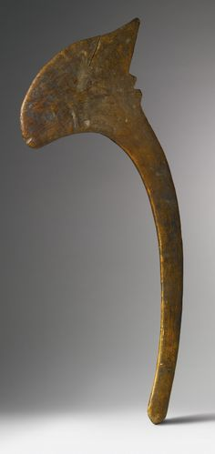 Sudanese, presumably Ingessana, Throwing Club, Southern Sudan | Lot | Sotheby's