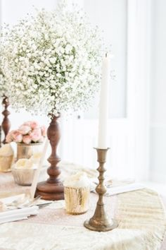 Table Decor Tip: Photo by Mikkel Paige on Every Last Detail #table #setting #wedding #decor #details #ideas