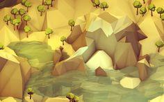 20 wallpapers 'Low-Poly' incríveis em resolução Quad HD - Tecmundo