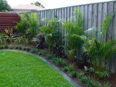 Backyard Landscaping Design Layout Ideas Image