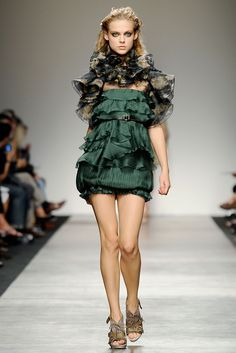 Aquilano.Rimondi Spring 2010 Ready-to-Wear - Collection - Gallery - Style.com