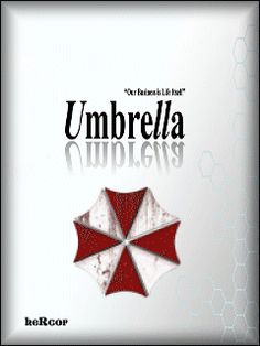 Animación umbrella corporation hc para celular