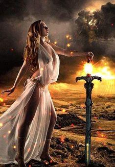 You can share ONLY fantasy except porn, politics,religion! Fantasy Girl, Chica Fantasy, Fantasy Warrior, Fantasy Women, Sci Fi Fantasy, Foto Gif, Gif Photo, Goth Art, Fantasy Kunst