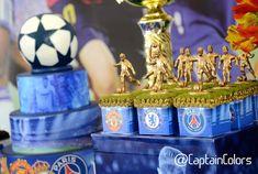 Inspiração Personalizado Champions League