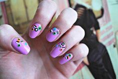 burkatron | UK fashion & nail art blog: nails