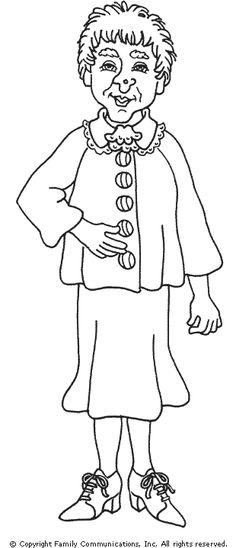 mr rogers coloring pages - photo#6