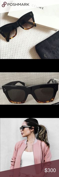 16ea3ec45d48 Celine sunglassesCL41054 s Worn less then 4 times in perfect condition like  new. They