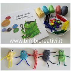 I COLORI DELLE EMOZIONI - Bimbi Creativi Early Childhood Education, Emoticon, Montessori, Crafts For Kids, Feelings, School, Mamma, Tutorial, Reading Room