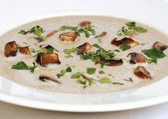 Hungarian Recipes, Hungarian Food, Soups And Stews, Bon Appetit, Cheeseburger Chowder, Hummus, Feta, Soup Recipes, Risotto