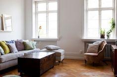 Un piso sueco A TODO COLOR!