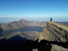 Mount Rinjani - How we survived 3726 meters of Hell