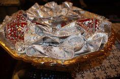 Henna wraps