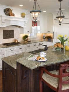 Remodeled Kitchen - Home and Garden Design Idea's