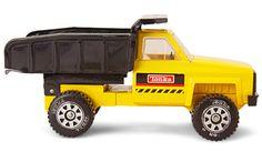 Tonka Retro Classic Steel Quarry Dump Truck by Reeves International - $36.95