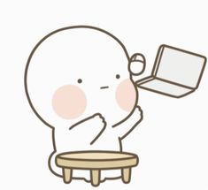 Line Sticker, Cute Gif, Chibi, Hello Kitty, Gifs, Korean, Snoopy, Animation, Stickers