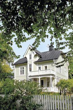 Gammal grosshandlarvilla från förra sekelskiftet | Sweden