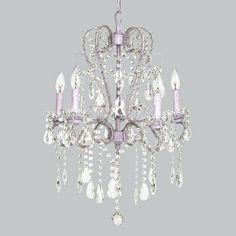 Bring on the bling with this beaded hanging chandelier. | Gift ...