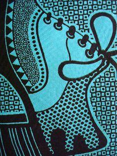 African Fabrics 052
