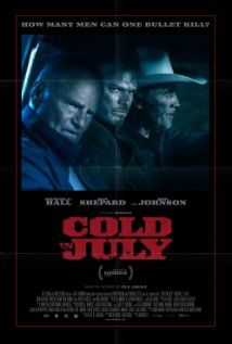 Cold in July (2014) | Not often do we get a movie where the second act is better than the first. Not only that, the two acts feel like they belong to completely different movies too, the latter of which has a True Detective vibe.